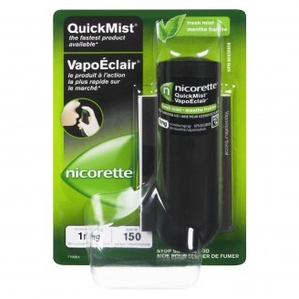 Nicorette QuickMist Spray