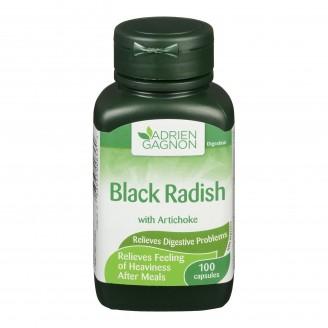 Adrien Gagnon Black Radish Capsules