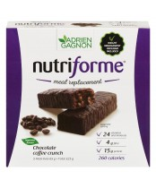 Adrien Gagnon Nutriform Bar