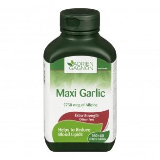 Adrien Gagnon Maxi Garlic Enteric Tablets