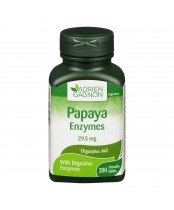 Adrien Gagnon Natural Health Papaya Enzymes Tablets