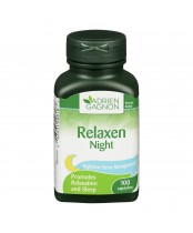 Adrien Gagnon Natural Health Relaxen Night Capsules