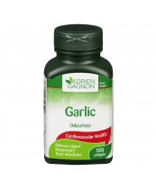 Adrien Gagnon Natural Health Garlic Softgels