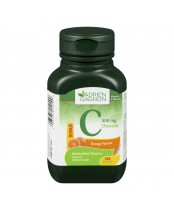 Adrien Gagnon Vitamin C Chewable Tablets Bonus Size