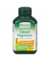 Adrien Gagnon Calcium Magnesium Tablets Bonus Size