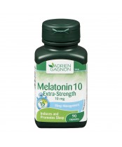 Adrien Gagnon Natural Health Melatonin Capsules