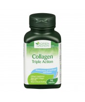 Adrien Gagnon Natural Health Triple Action Collagen Capsules
