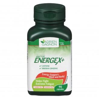 Adrien Gagnon Natural Health Super Energex+ Capsules