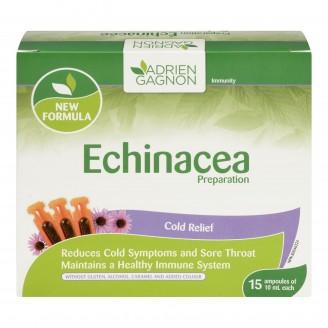 Adrien Gagnon Echinacea Preparation Cold Relief Liquid Formula