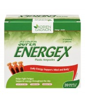 Adrien Gagnon Natural Health Super Energex+