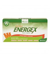 Adrien Gagnon Natural Health Ultra Energex+