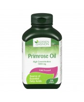 Adrien Gagnon Natural Health Primrose Oil Softgels