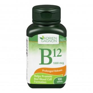 Adrien Gagnon Vitamin B12 Tablets