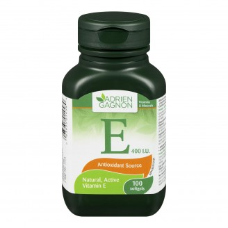 Adrien Gagnon Natural Vitamin E