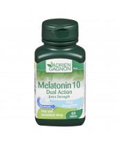 Adrien Gagnon Melatonin Extra Strength Tablets