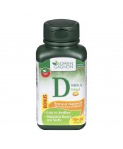 Adrien Gagnon Vitamin D Softgels