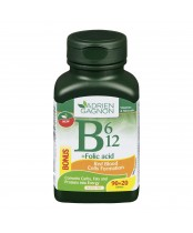 Adrien Gagnon B6 + B12 + Folic Acid Tablets