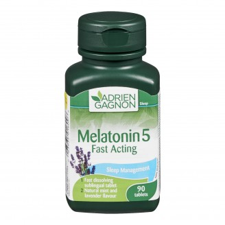 Adrien Gagnon Melatonin Tablets