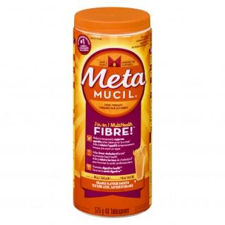 Metamucil Fibre Smooth Texture Powder