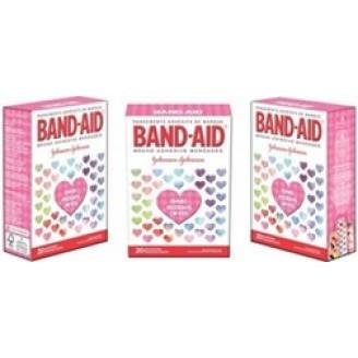 Band-Aid Decorated Bandages