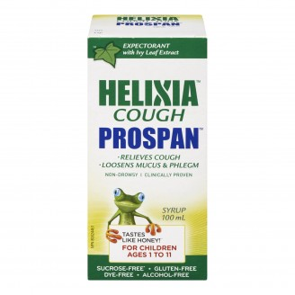 Helixia Prospan Children's Cough Syrup