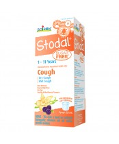 Boiron Stodal Children's Sugar-Free Cough Syrup