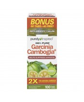 Purely Inspired Garcinia Cambogia+ Tablets