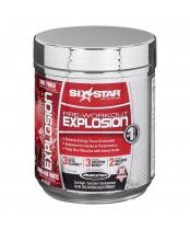 Six Star Pro Nutrition Pre-Workout Explosion Powder