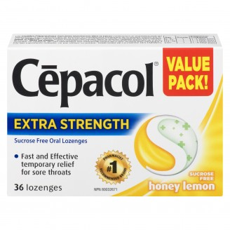 Cepacol Extra Strength Lozenges Value Pack