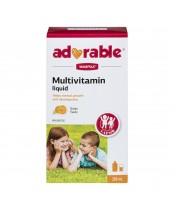 Wampole Adorable Multivitamin Liquid