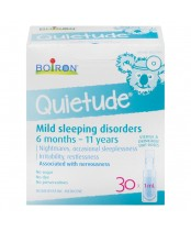 Boiron Quietude Mild Sleeping Disorders
