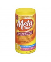 Metamucil MultiHealth Fibre Sugar Free Smooth Texture Powder