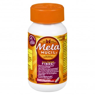 Metamucil 3-in-1 MultiHealth Fibre Capsules