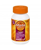 Metamucil 3-in-1 MultiHealth Psyllium Fibre Capsules