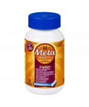 Metamucil Fibre Plus Calcium Capsules