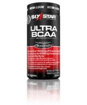 Six Star Elite Series Ultra BCAA