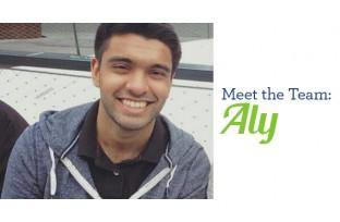 Meet the Team: Aly