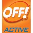 OFF! Active logo