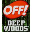 OFF! Deep Woods logo