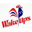 Wake Ups logo