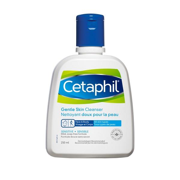 Buy Cetaphil Gentle Skin Cleanser 250 Ml In Canada Free