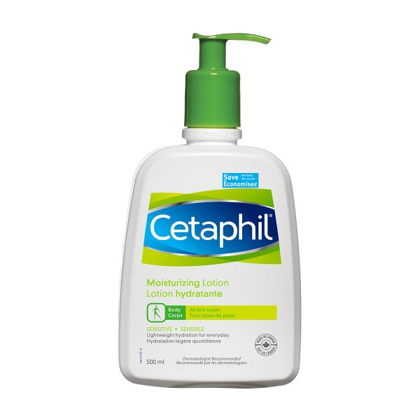 Buy Cetaphil Moisturizing Lotion 500ml In Canada Free
