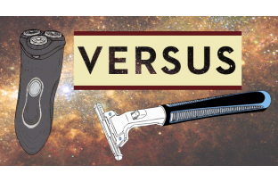 Disposable razors vs. electric, what's better?