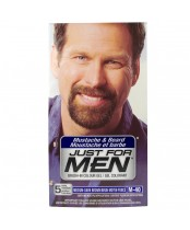 Just For Men Brush-In Colour Gel for Moustache, Beard & Sideburns