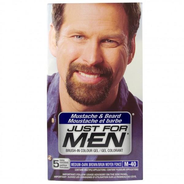 Buy Just For Men Brush-In Colour Gel for Moustache 338787bd8e734