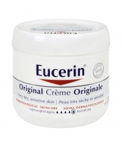 Hand and Body Moisturizer Eucerin® Original Unscented Cream