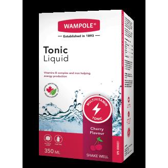 Wampole Tonic Vitamin & Iron Supplement