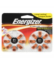 Energizer EZ Turn & Lock Size 13 Hearing Aid Battery