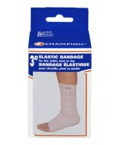 "Champion 3"" Elastic Bandage For the Ankles, Foot or Leg"