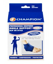 Champion Professional Neoprene Ankle Support Kids Line Youth